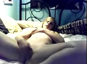 Anna Masterbating insusceptible to Cam be worthwhile for BF