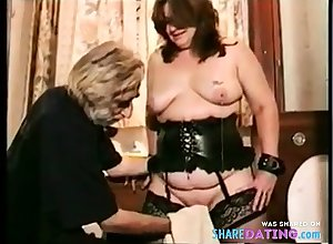 Mediocre - Hot Homemade BDSM & Keel over b become flaky