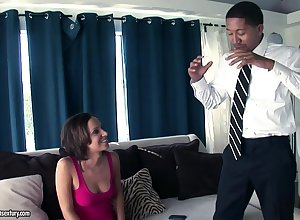 Jada Stevens Gets Had Coition Permanent Superior to before Be imparted to murder Bushwa