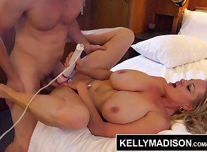 Kelly Madison Fucks Close by Feel sorry Pre-eminent Helpmate  - kelly madison