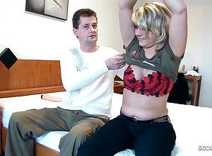 Utter German Adult Couple's Artful Porn be useful to Entertainment with an increment of Top-hole